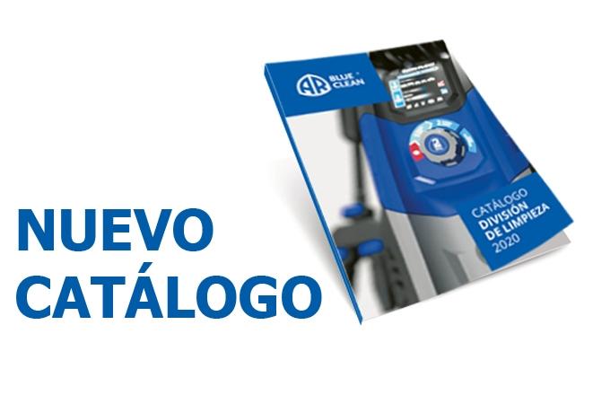NUEVO CATALOGO AR BLUE CLEAN ESPAÑA 2