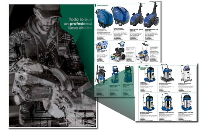 Nuevo folleto Comafe Ferrokey - Profesional Otono 2020 con Ar blue clean 16