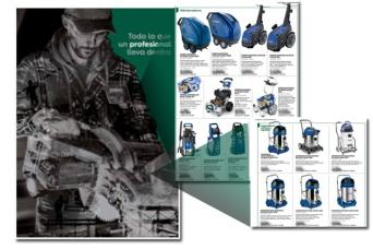 Nuevo folleto Comafe Ferrokey - Profesional Otono...