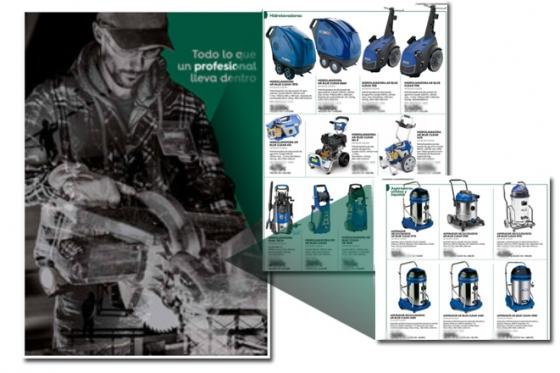 Nuevo folleto Comafe Ferrokey - Profesional Otono 2020 con Ar blue clean