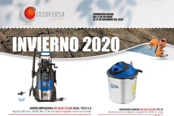 Nuevo folleto CECOFERSA INVIERNO 2020 CON AR BLUE...