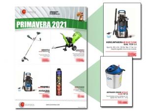 Nuevo folleto CECOFERSA PRIMAVERA 2021 CON AR BLUE...
