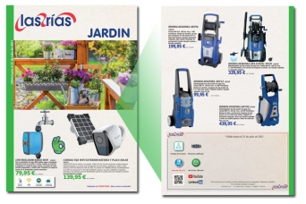 Nuevo folleto LAS RIAS jardin 2021