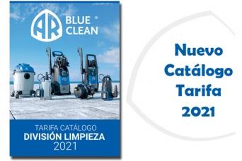 Presentación NUEVA  tarifa AR BLUE CLEAN 2021