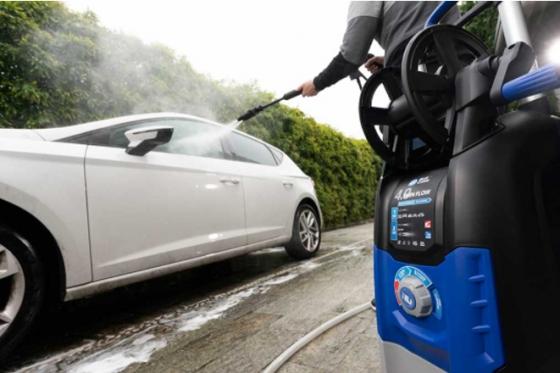 Problema técnico: ¿La hidrolimpiadora no da presión?